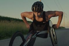 BMW's Latest 'Ultimate Driving Machine' Is a Paralympian's Wheelchair - Video - Creativity Online