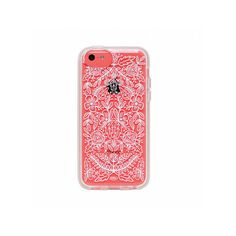 Rifle Paper Co 5C Phone Case Floral Lace ($36) ❤ liked on Polyvore featuring accessories and tech accessories