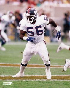 Lawrence Taylor Outside linebacker Great pass rusher, could run down halfbacks and stick fullbacks