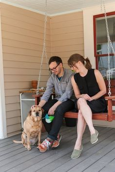 James & Shanna's Mid-Mod Bungalow — House Tour | Apartment Therapy