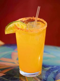 How to make the Diablo Margarita: Six-second (!) pour of Sauza tequila, Three-second pour of triple sec, Tabasco to taste, Margarita sour mix. Combine Sauza tequila and triple Sec on ice, fill to top with sour mix and add Tabasco to taste. Stir to mix.