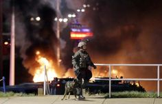 Why Ferguson Burns  Angry protesters are seeking justice for Michael Brown—and much more.
