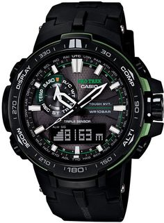 The future of survival. The Casio Protrek watches.