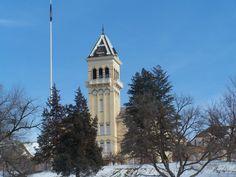 Old Main - Utah State University.