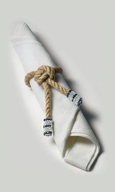 Napkin Ring with SWAROVSKI ELEMENTS
