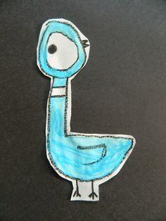 ARTventurous: Don't let the Pigeon...