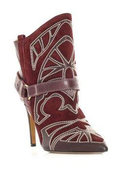 Isabel Marant Blackson ankle boots