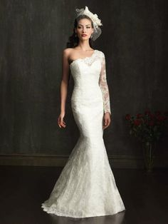 Allure wedding dress...by Maggie Sattoro