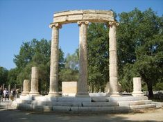 ruins of olympia - Google Search