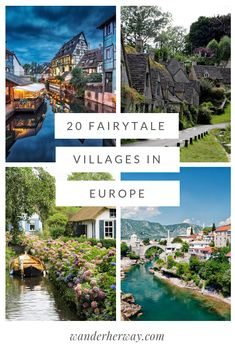 20 Magical Fairytale Towns in Europe You Need to Visit europe europetravel bucketlist wanderlust 608267493403643344 Europe Destinations, Europe Travel Tips, Travel Goals, European Travel, Travel Guides, Italy Travel, Travel Plane, Norway Travel, European Vacation