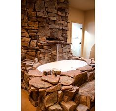 Master Bathroom -Home and Garden Design Ideas
