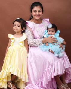 To get your outfit customized visit us at Srinithi In Style Boutique Madinaguda Hyderabad WhatsApp/Call : +919059019000 / or mail us at srinithiboutiquee@gmail.com for appointments, online order and further details... Worldwide Shipping Avalible Mom And Baby Outfits, Stylish Baby, Outfit Combinations, Hyderabad, Appointments, Fashion Boutique, Flower Girl Dresses, Wedding Dresses, Kids