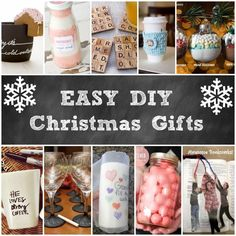 Holiday DIY gifts - Can we ever get enough new ideas? I am always looking for something clever to bring as a hostess gift or for a teachers gift or just for a friend! BUT, as with all of my projects and recipes - most importantly, it needs to be EASY!