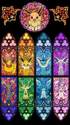 Pin on Pokémon Pokemon Fan Art, Gif Pokemon, Pokemon Eevee Evolutions, Pokemon Tattoo, Pokemon Memes, Bulbasaur, Evvi Art, Pokemon Backgrounds, Cute Pokemon Pictures