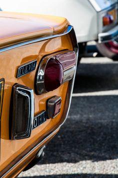 #rarerearend | the Lancia Fulvia