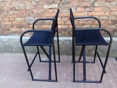 Dwa krzesła barowe Poznań - image 4