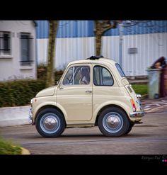 Mini Fiat 500