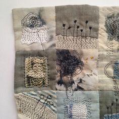 The Studio of Tina Jensen: a nine path and a flu