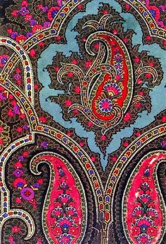 paisley style george haite victorial textile designer i would love to have this as a duvee cover for an indian inspired bedroom