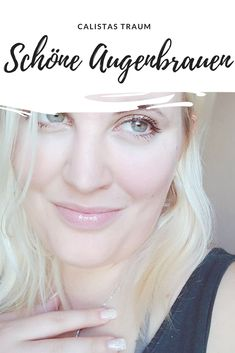 So einfach färbst du deine Augenbrauen  #Augenbrauen #eyebrows #eye #haare #hair #haarpflege #makeup #beauty #style #schönheit