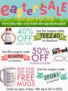CafePress Coupons Ends of Coupon Promo Codes MAY 2020 ! Products designers bringing of works millions a it's services. Grocery Coupons, Online Coupons, Dollar General Couponing, Coupons For Boyfriend, Free Printable Coupons, Easter Sale, Love Coupons, Extreme Couponing, Coupon Organization