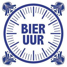 Tegeltjeswijsheid.nl - een uniek presentje - BIER UUR