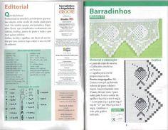 Barrado  Peixe http://barradosdecroche.blogspot.com.br/