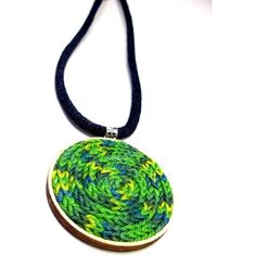 Designer Clothes, Shoes & Bags for Women Washer Necklace, Pendant Necklace, Textiles, Shoe Bag, Stuff To Buy, Accessories, Jewelry, Design, Women