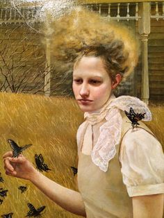 Andrea Kowch  | For Your Inspiration: Andrea Kowch