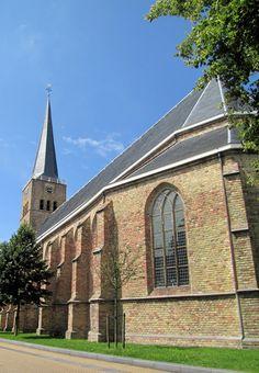 De Martinikerk in Franeker.