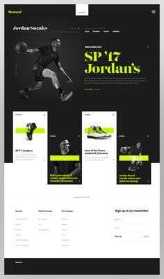 png by Johan Adam Horn Print Layout, Web Layout, Layout Design, Web Responsive, Ui Web, Sports Website, Website Design Inspiration, Work Inspiration, Design Ideas