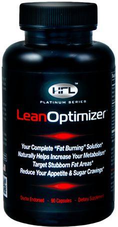 Dr. Sam Robbins M.D. and HFL LEAN OPTIMIZER Natural Weight Loss Formula