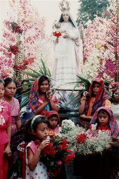 La Virgen - San Salvador