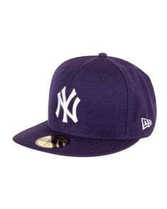 New Era - MLB Basic NY Yankees 59Fifty Fitted - Chapeau Homme, gris, 6  7 8inch - 55cm f2f61e46e5c7