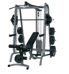 Nordictrack E8200 Smith Machine Press Your Way To