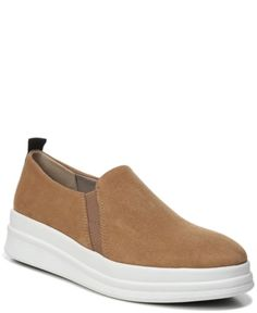3413dacf9fa93 Naturalizer Yola Platform Sneakers - Brown Sandals Outfit