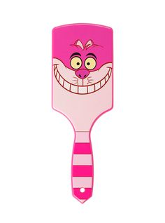 Disney Alice In Wonderland Cheshire Cat Hair Brush | Hot Topic