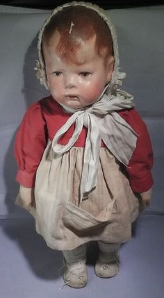 Antiguo Kathe Kruse Muñeca I/kaehte Kruse Puppe I/Niña | Dolls & Bears, Dolls, Clothing & Accessories, Antique Dolls | eBay!
