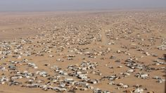 Nach Anschlag in Jordanien: Uno: Katastrophale Bedingungen an Grenze