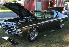 Chevy Chevelle Ss, Best Muscle Cars, Cars And Motorcycles, Heaven, Iron, Trucks, Bike, Street, American