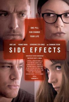 Side Effects (Rooney Mara, Channing Tatum, Jude Law) Movie Poster Masterprint at AllPosters.com