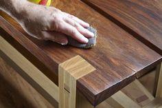 Waterlox Pine Plank Floor With 1 Coat Of Varathane
