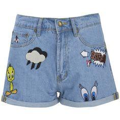 Paul & Joe Sister Women's Looney Shorts - Denim