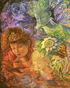 Transformation by Josephine Wall