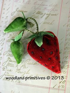 Woodland Primitives: ~needfuls~