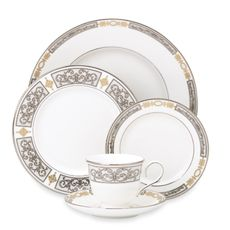 Lenox® Antiquity Fine Bone China Dinnerware - Bed Bath & Beyond