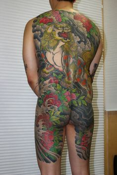 Horitomo - State of Grace Tattoo