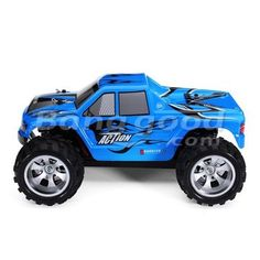 Wltoys A979 1/18 2.4GHz 4WD Monster Truck - US$59.99