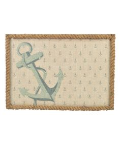 This Anchor Pin Board by Concepts is perfect! #zulilyfinds