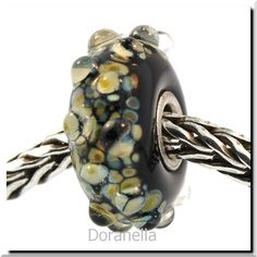 Authentic Glass 61378 Milan :4 #Trollbeads